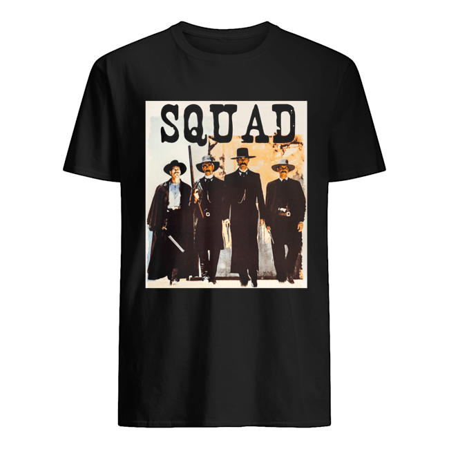 Tombstone Squad  Classic Men's T-shirt