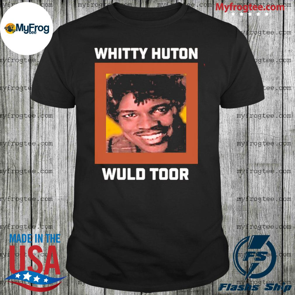 Whitty Hutton Wuld Toor 2020 Shirt
