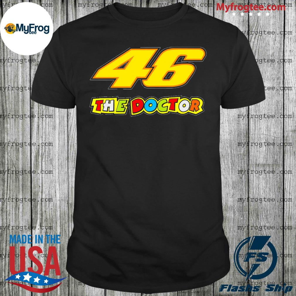 46 the doctor shirt