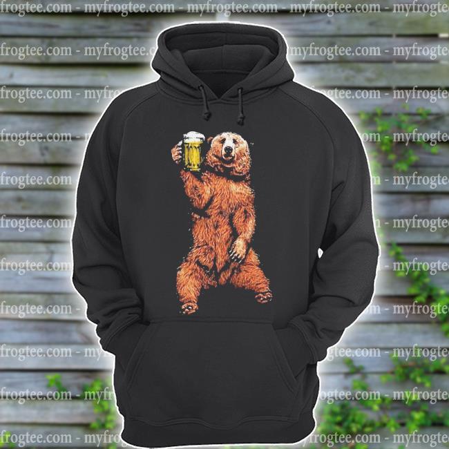 Beer Bear s hoodie