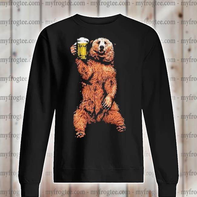 Beer Bear s sweater
