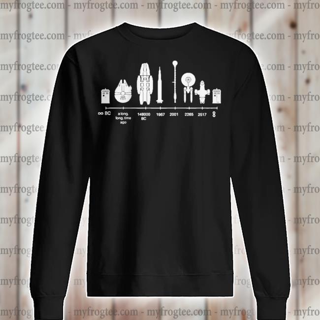 Evolution of Star Ship s sweater
