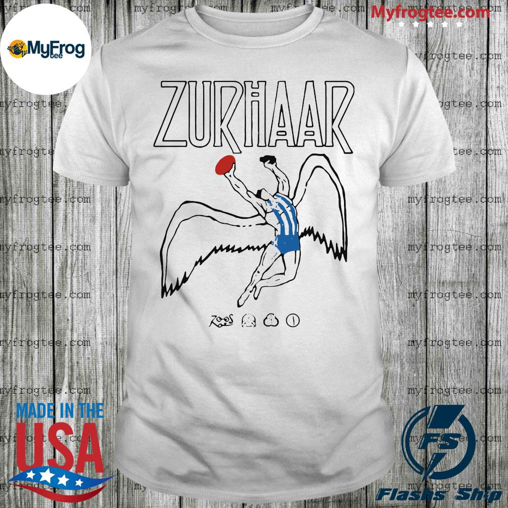 Icaro led zeppelin zurhaar shirt