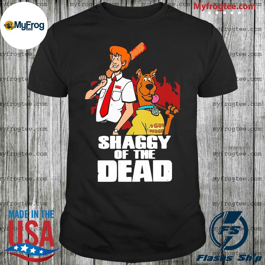 Scooby doo shaggy of the dead shirt