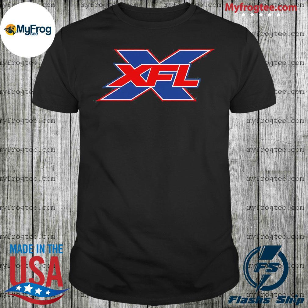 Xfl shirt