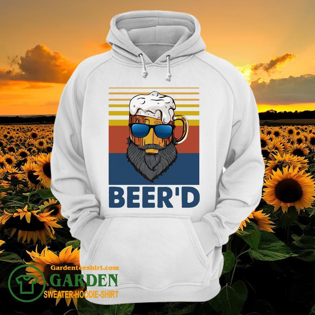 Beer Beer'd Vintage hoodie