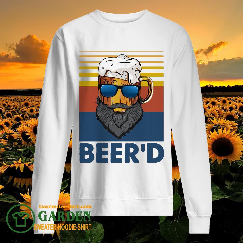 Beer Beer'd Vintage sweater