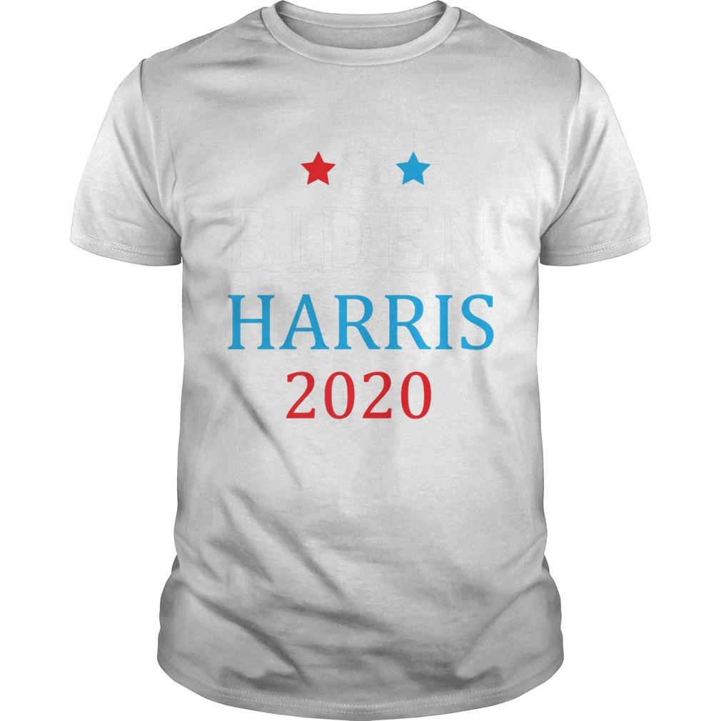 Biden Harris 2020 Joe Biden Kamala Harris Shirt Hoodie Sweatshirt Longsleeve Tee