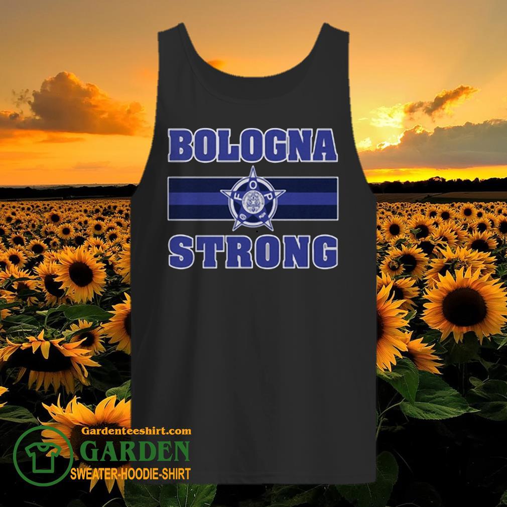 bologna strong tank top