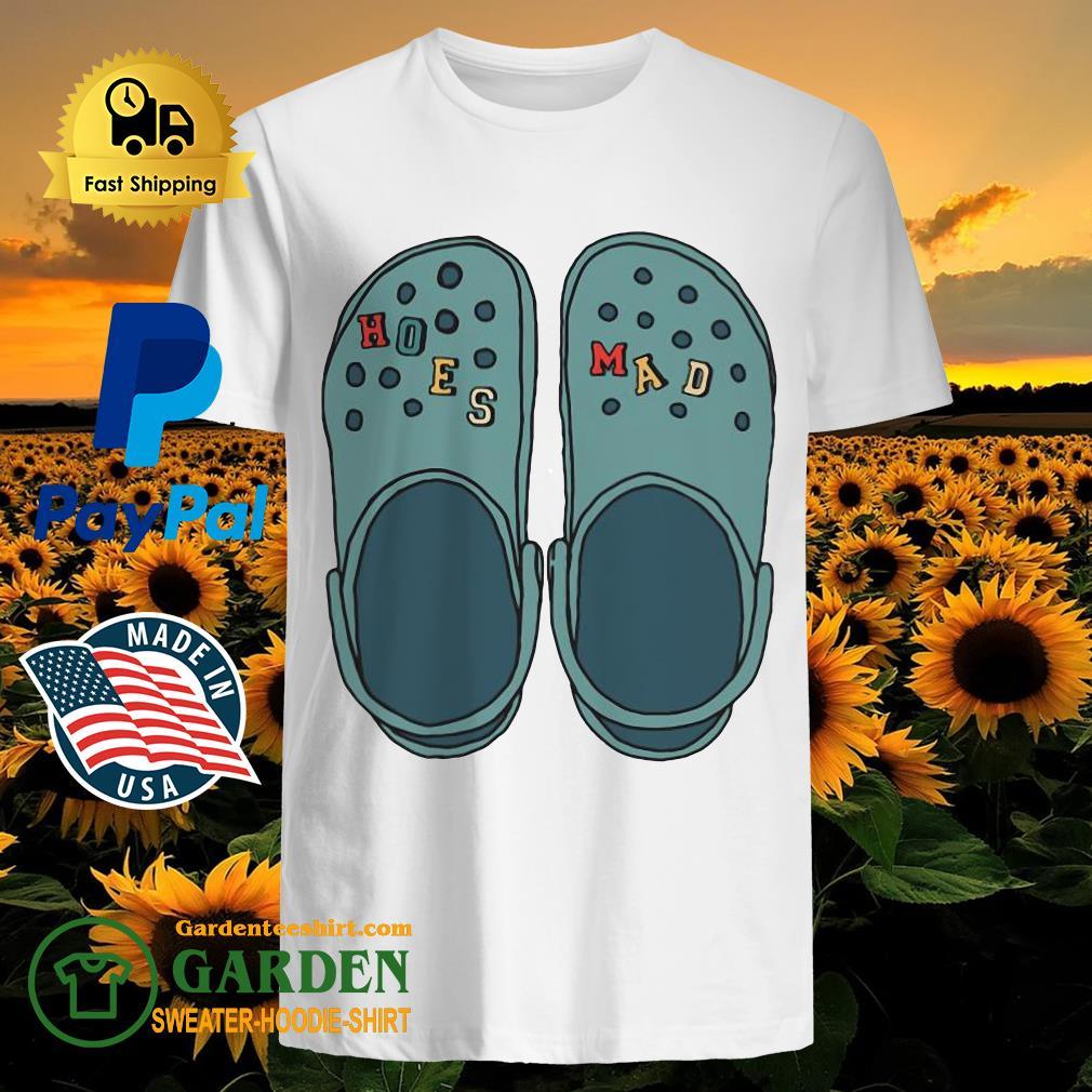 Croc Hoes Mad Shirt
