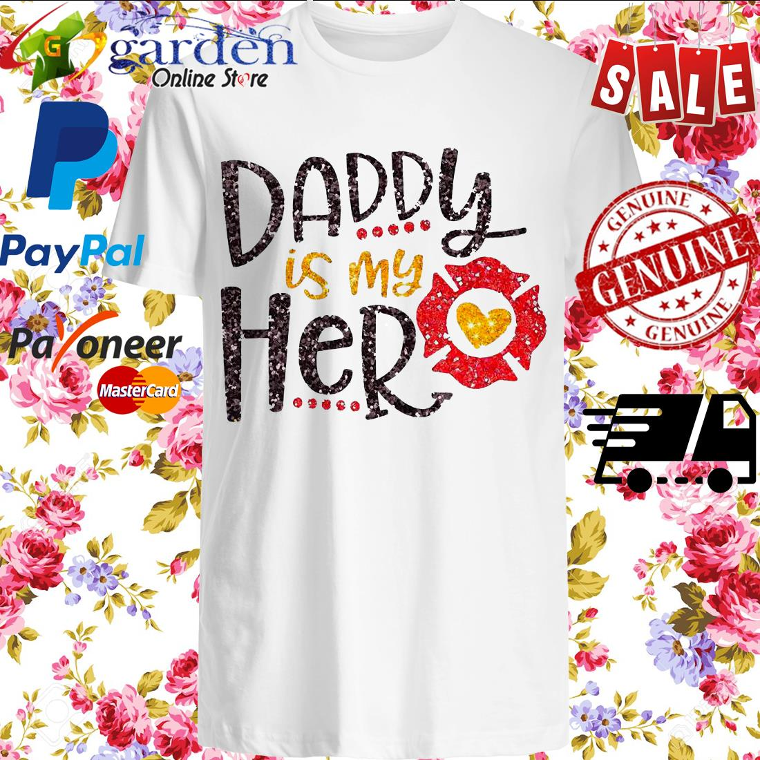 Daddy Is My Her Shirt