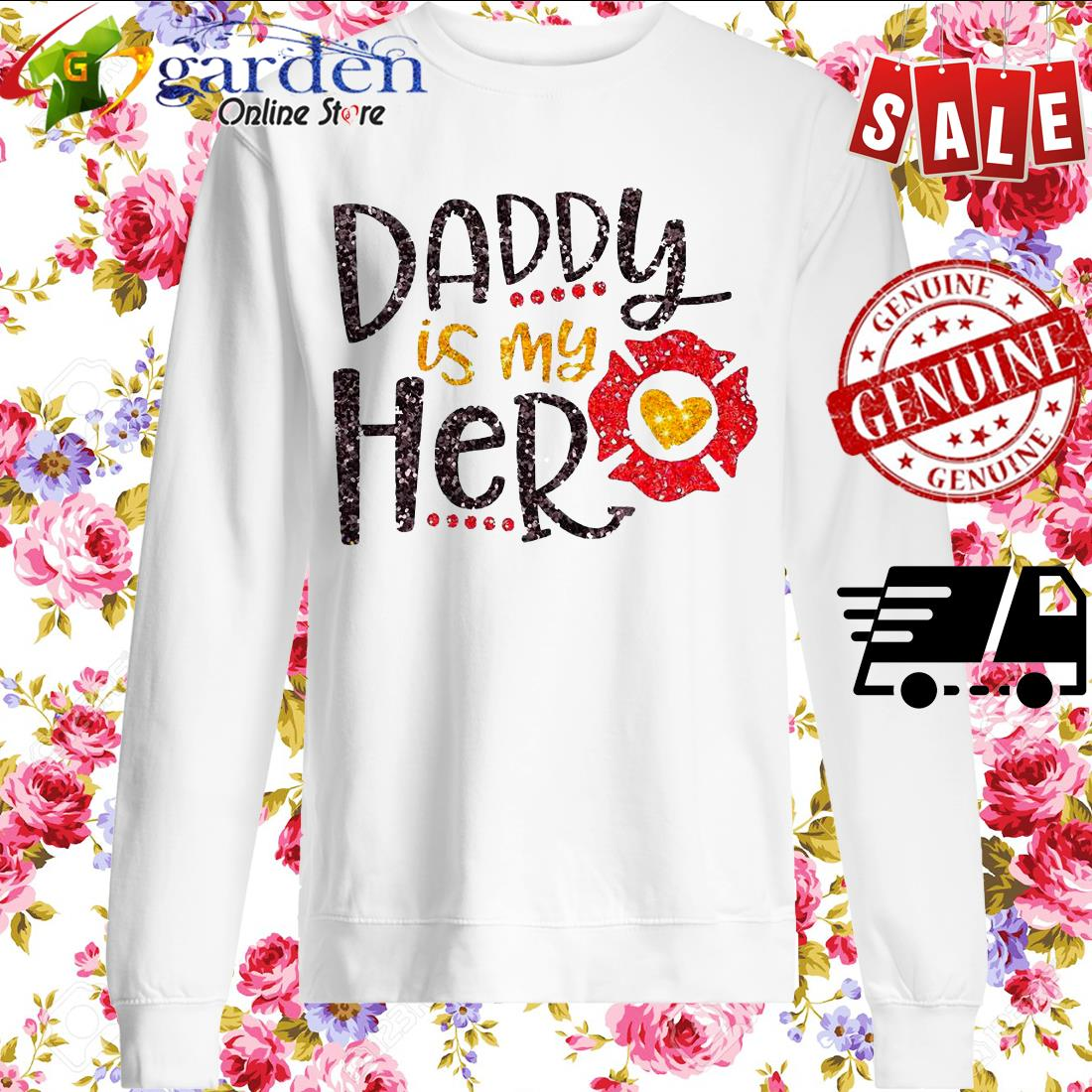 Daddy Is My Her sweater