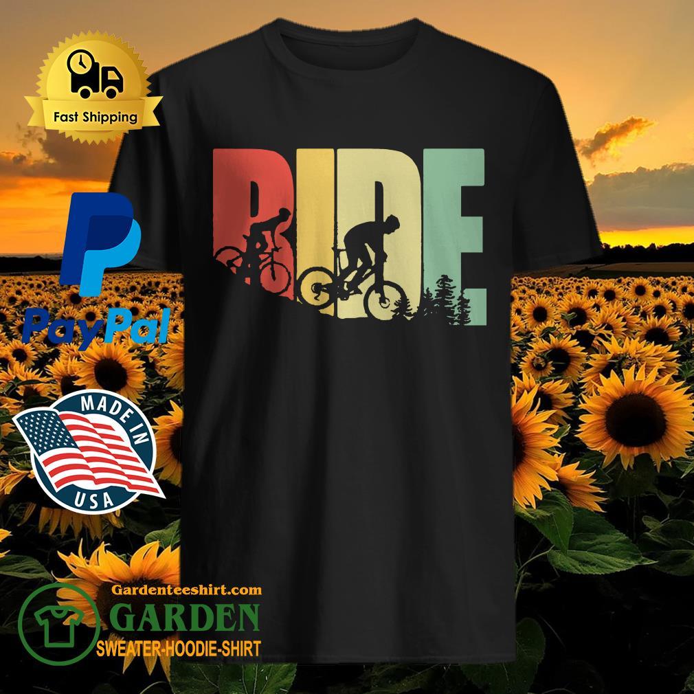 Eat Sleep Ride vintage Shirt