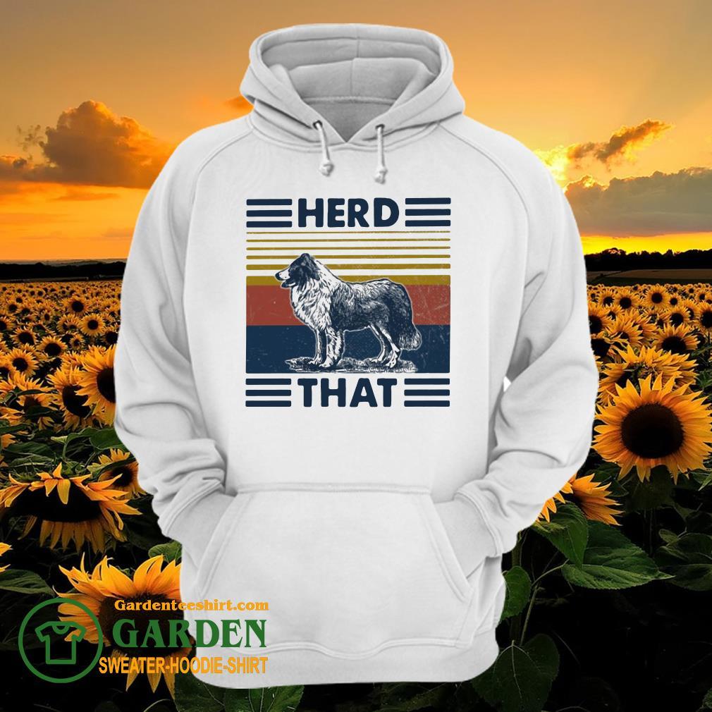 Herd that Dog vintage hoodie