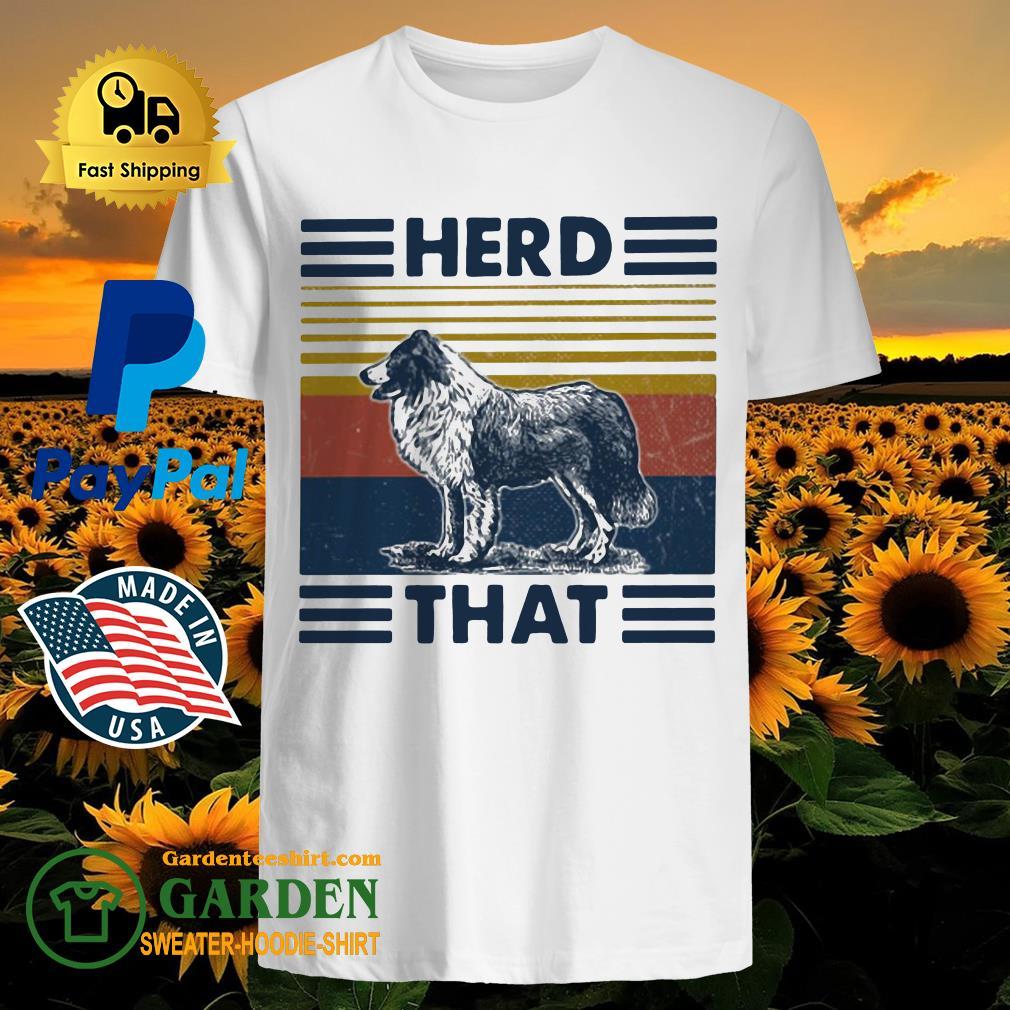Herd that Dog vintage shirt