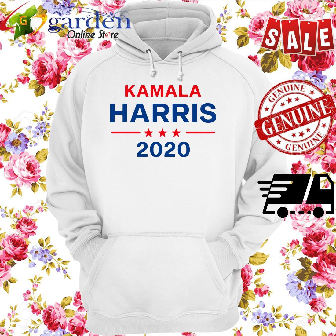 Kamala Harris 2020 star hoodie