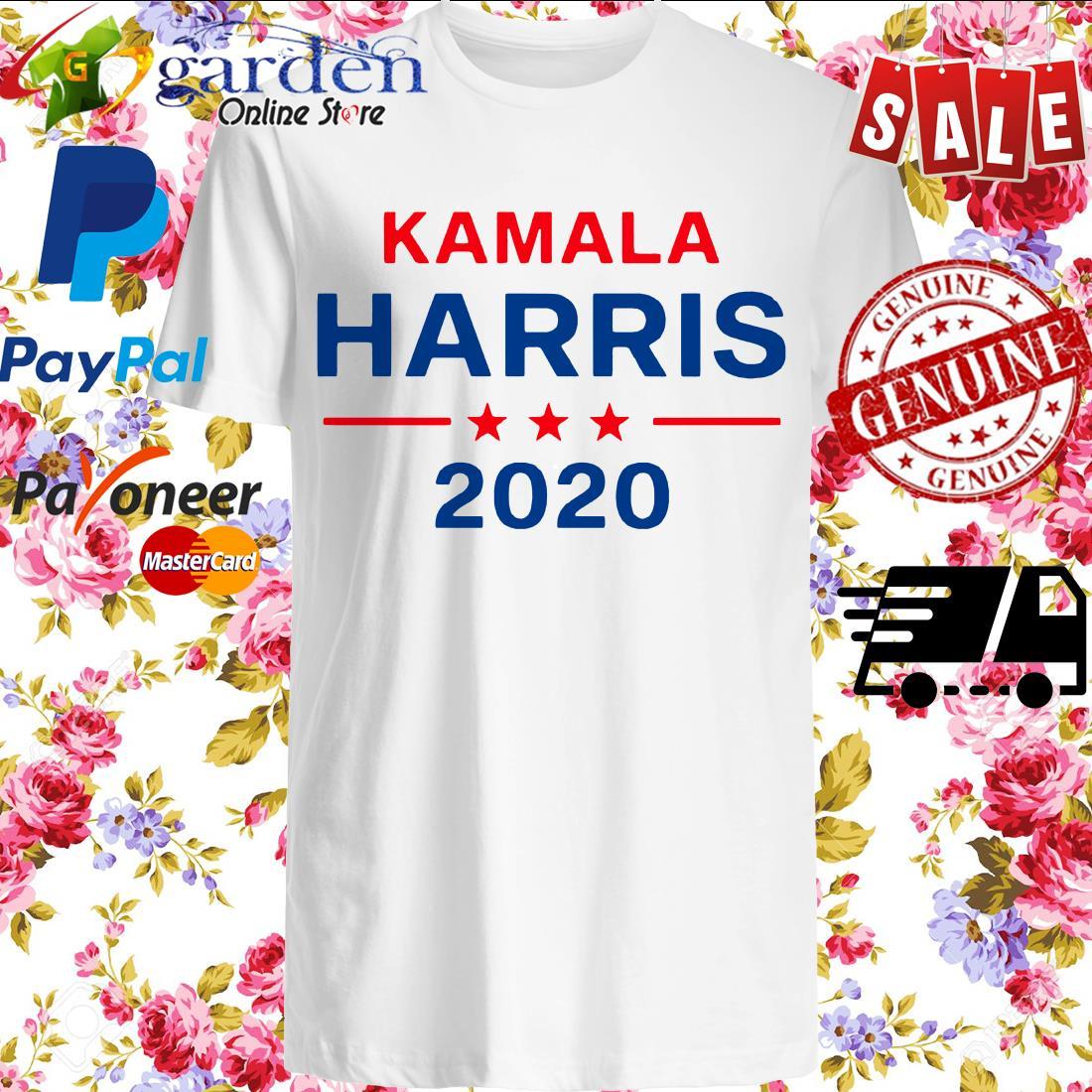 Kamala Harris 2020 star shirt