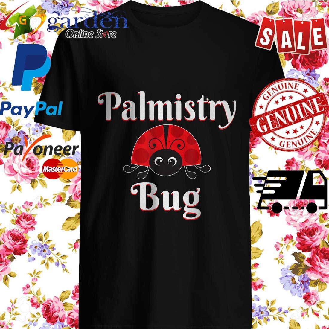 Palmistry Bug Ladybug Shirt