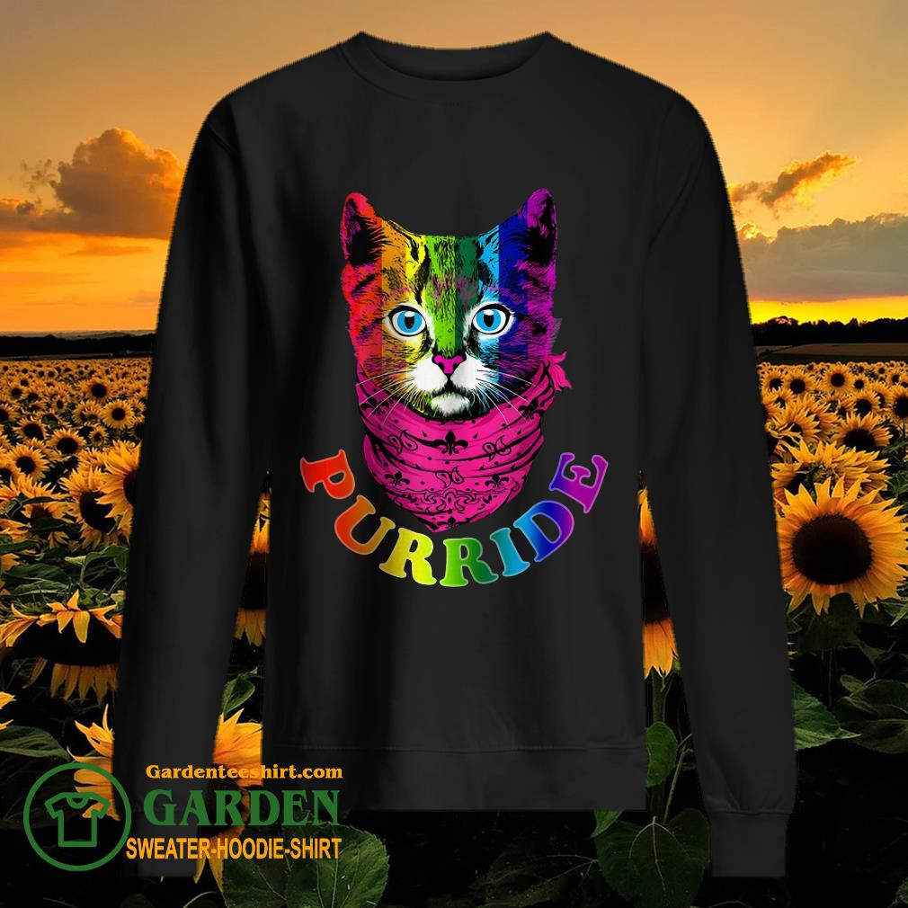 Purride Cat gay sweater
