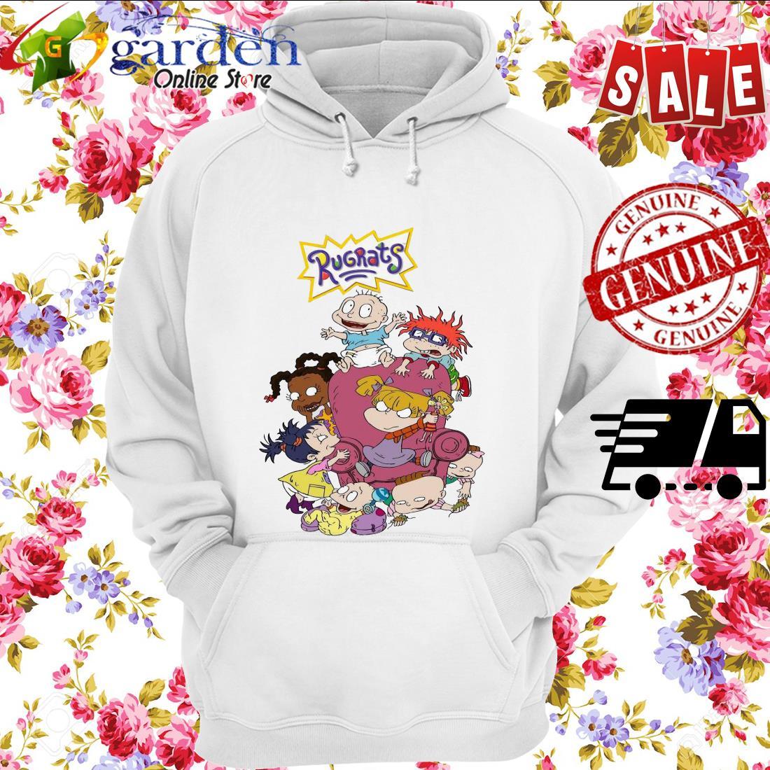 Rugrats Natural Wonder Men's Graphic hoodie