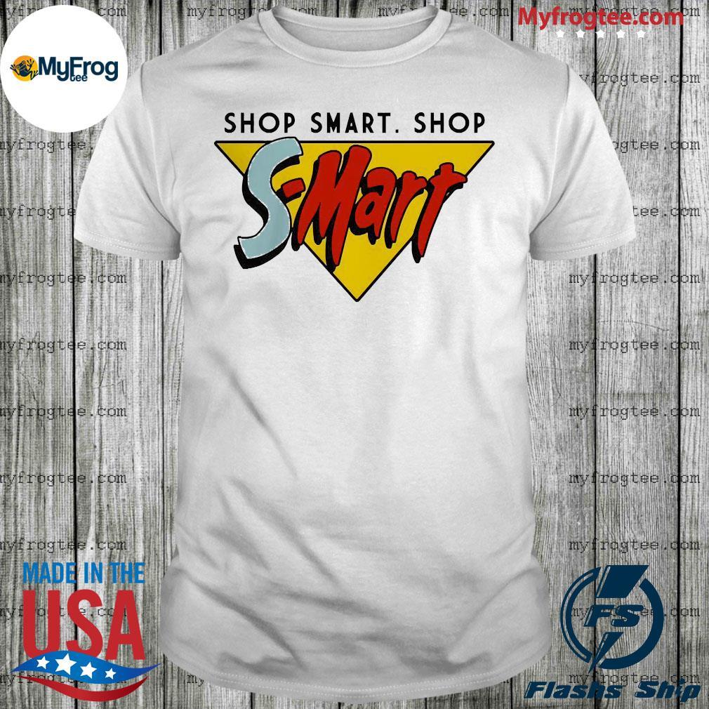S-Mart shop smart shop smart evil dead shirt