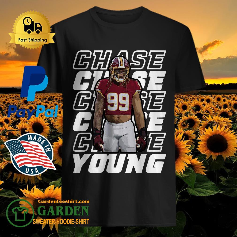 Young-99 Washington Football Predator Chase shirt