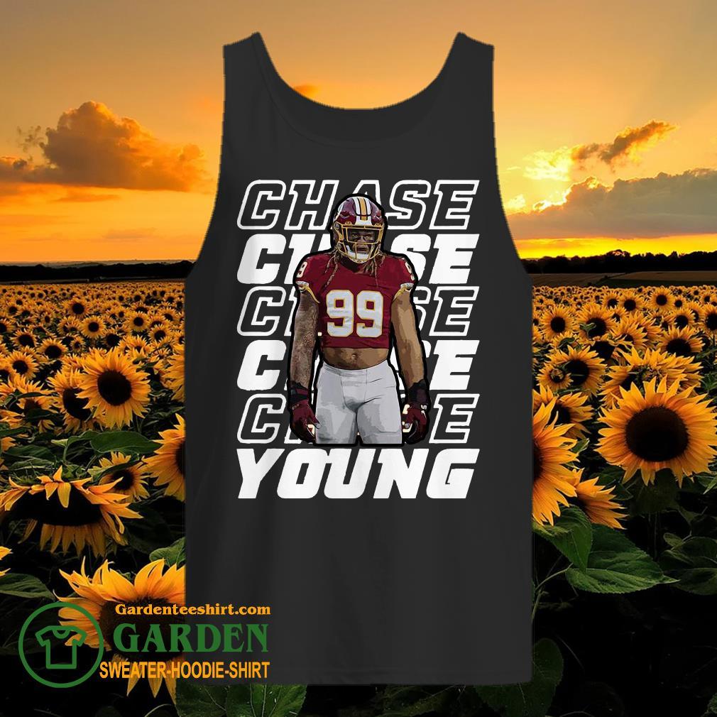 Young-99 Washington Football Predator Chase tank top