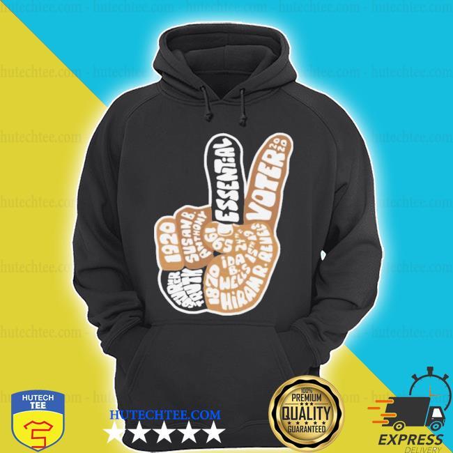 195 essential voter 2020 t s hoodie