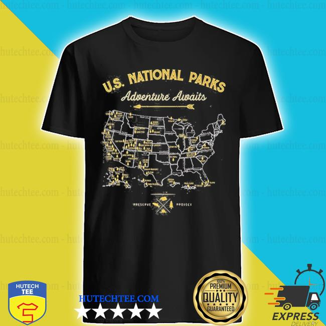 62 national parks map us park vintage camping hiking shirt