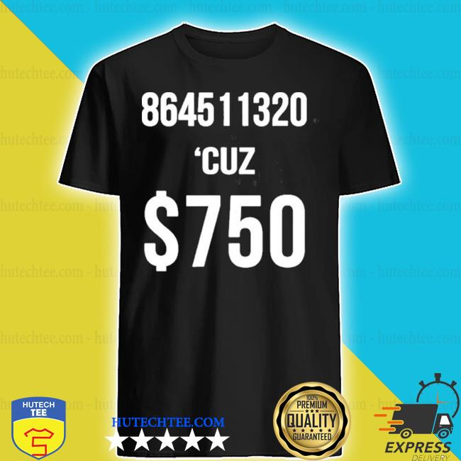 $750 trump taxes new york 750 more reasons to vote democrat shirt