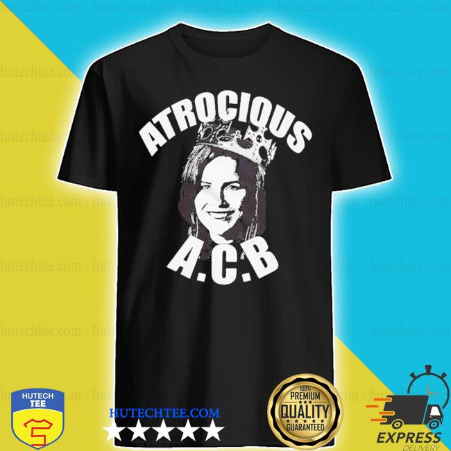Amy coney barrett notorious a.c.b. shirt