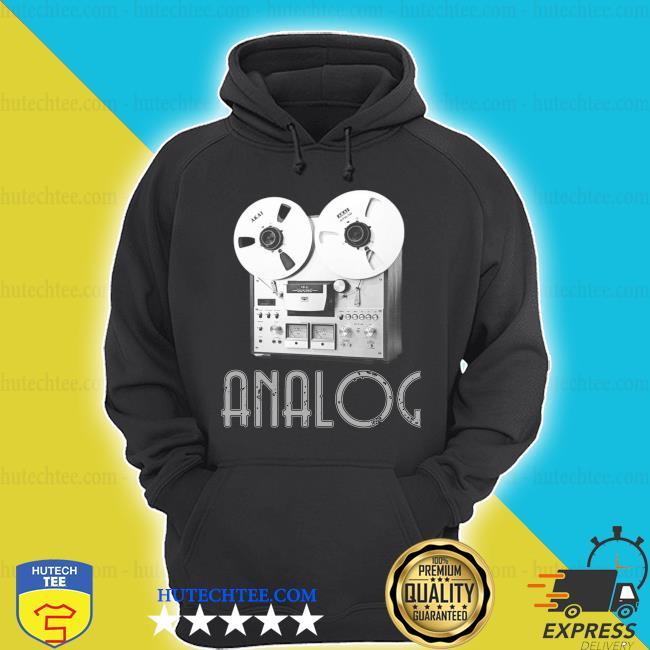 Analog Stereo s hoodie