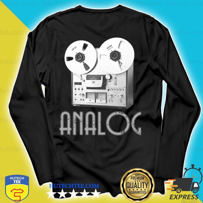 Analog Stereo s longsleeve