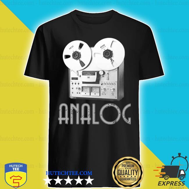 Analog Stereo shirt