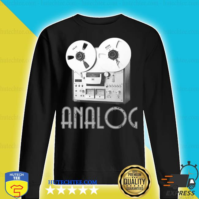Analog Stereo s sweater