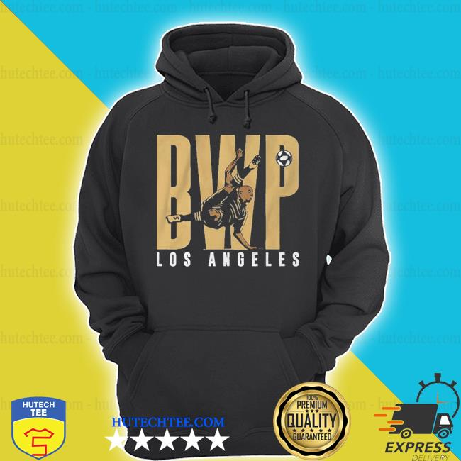 Bradley wright-phillips bwp los angeles s hoodie