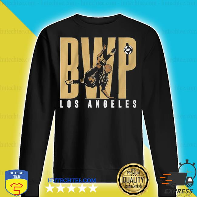 Bradley wright-phillips bwp los angeles s sweater