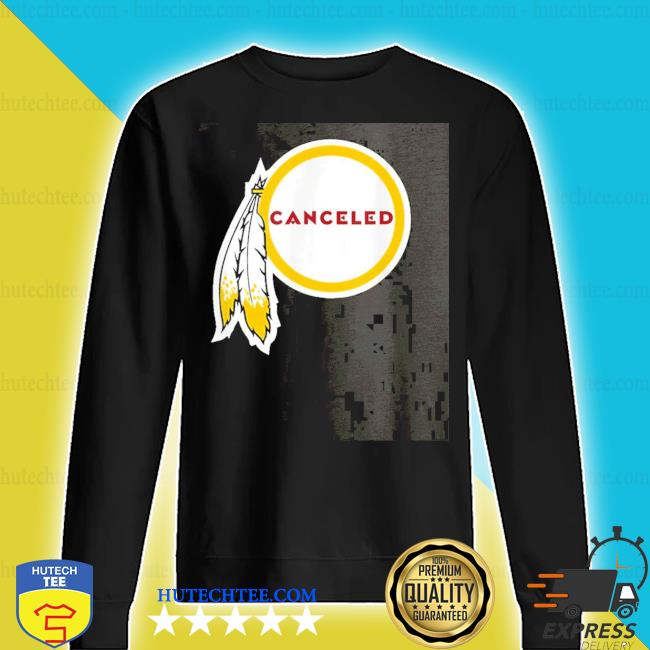Canceled washington football s sweater