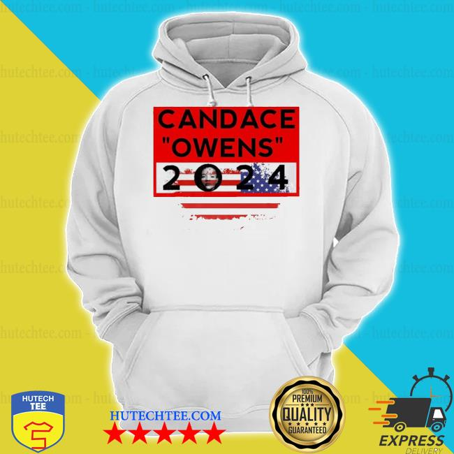 Candace owens 2024 s hoodie