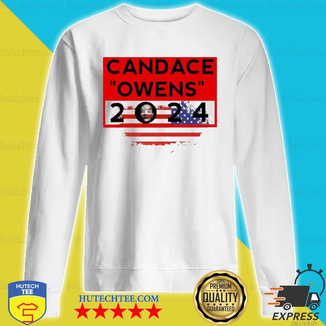 Candace owens 2024 s sweatshirt