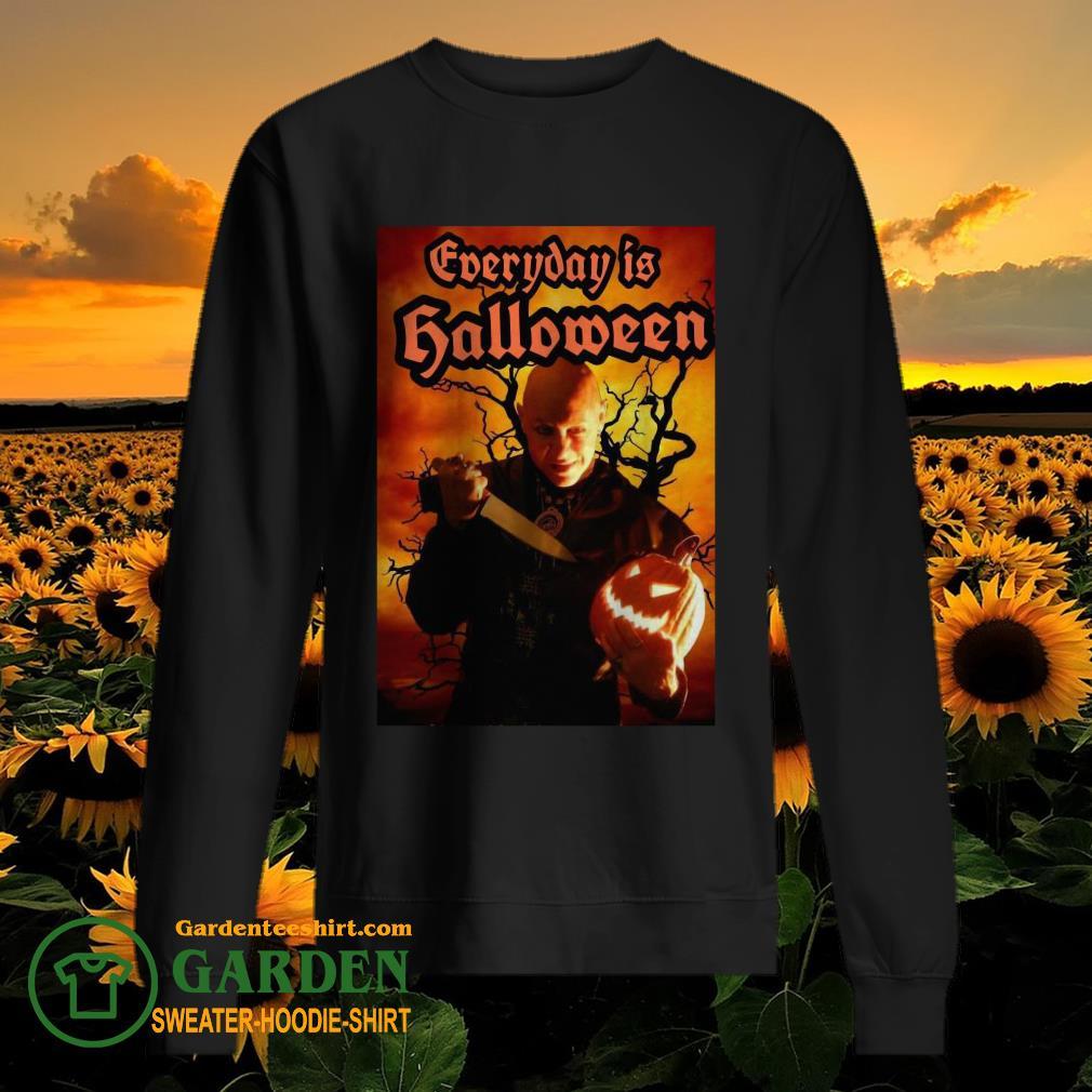 Everyday Is Halloween sweater