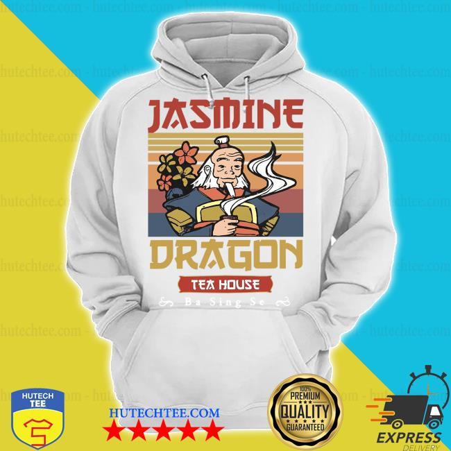 Jasmine dragon tea house ba sing se vintage s hoodie