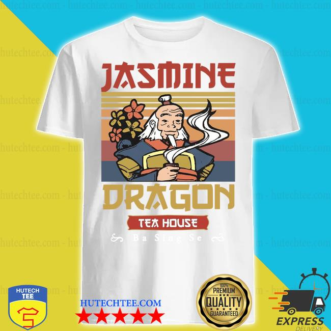 Jasmine dragon tea house ba sing se vintage shirt