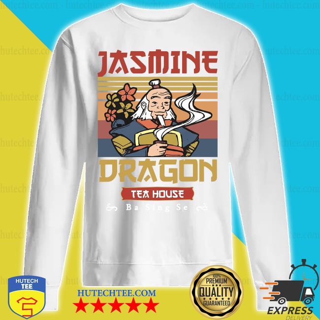 Jasmine dragon tea house ba sing se vintage s sweatshirt