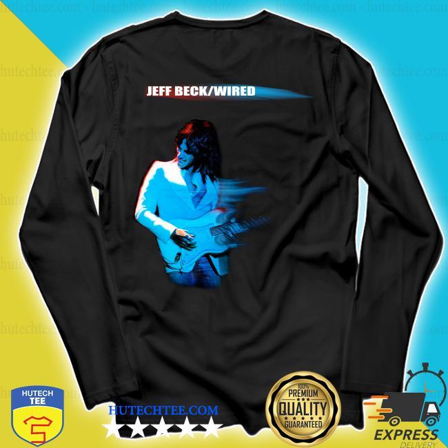 Jeff Beck Wired s longsleeve