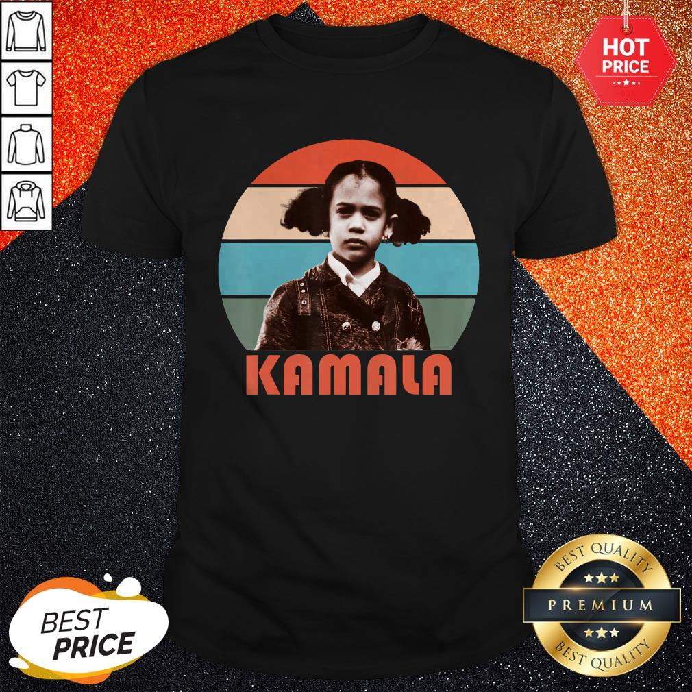 Kamala Harris That Little Girl Vintage Retro Shirt