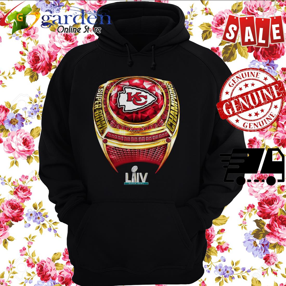 Kansas City Chiefs super bowl champions 2020 hoodie