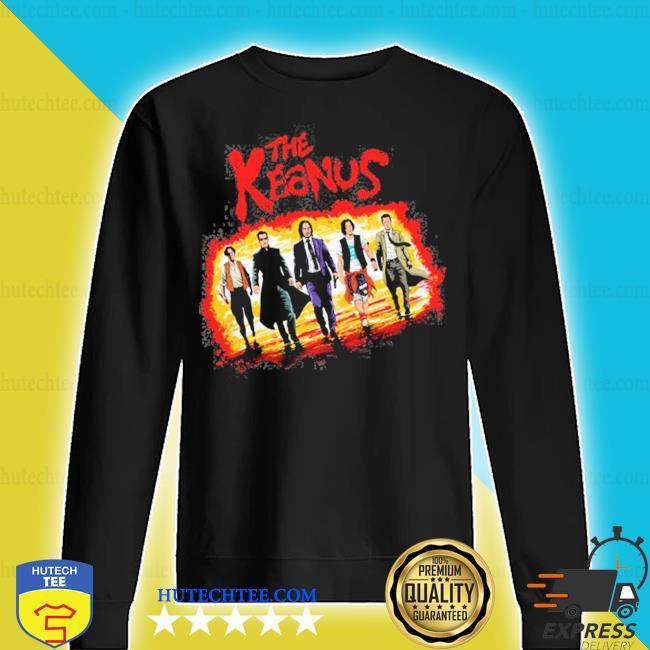 Keanu Reeves s sweater