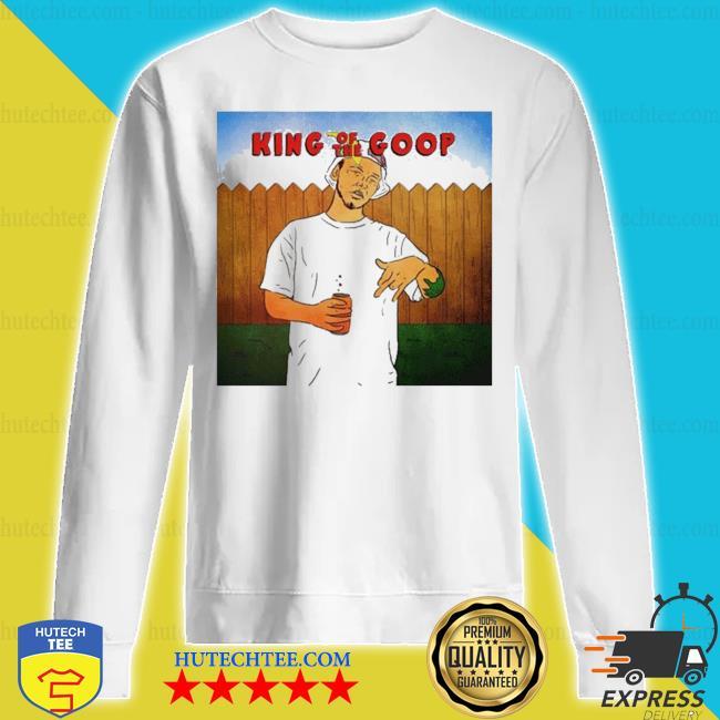Kirblagoop king of the goop 2020 s sweatshirt