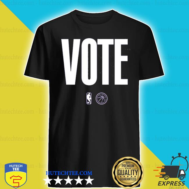 Lakers vote shirt